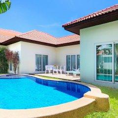 Отель Magic Villa Pattaya 4* Улучшенная вилла с различными типами кроватей фото 4