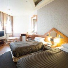 Отель Clio Court Hakata 3* Стандартный номер фото 2