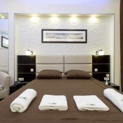 Гостиница Отельно-рекреационный комплекс Викей Стандартный номер с различными типами кроватей фото 3