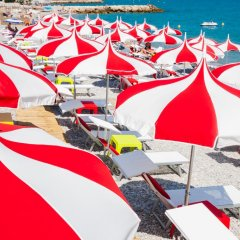 Отель Azur City Home пляж