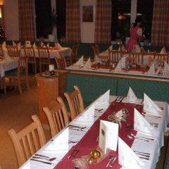 Отель Familiengasthof Zirmhof питание