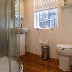 Отель Houseboat Suite Westertoren ванная