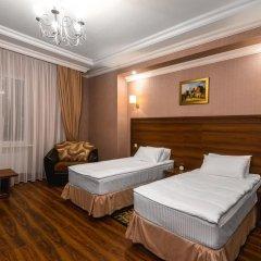 Гостевой дом Театр Улучшенный номер разные типы кроватей фото 5