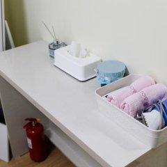 Отель Namsan Gil House 2* Стандартный номер с различными типами кроватей фото 22