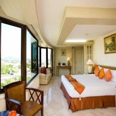 Отель iPavilion Phuket Hotel Таиланд, Пхукет - отзывы, цены и фото номеров - забронировать отель iPavilion Phuket Hotel онлайн комната для гостей фото 4