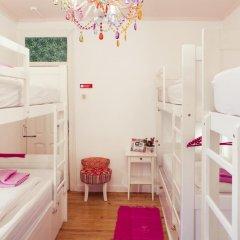 Lisbon Chillout Hostel Кровать в женском общем номере фото 5