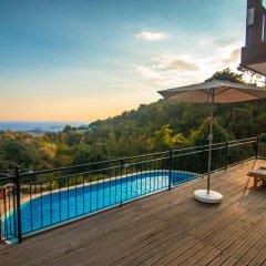 Отель Holiday home Sedir балкон