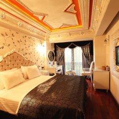 DeLuxe Golden Horn Sultanahmet Hotel 4* Улучшенный номер с различными типами кроватей фото 5