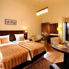 Отель Spatz Aparthotel 3* Стандартный номер с различными типами кроватей фото 12