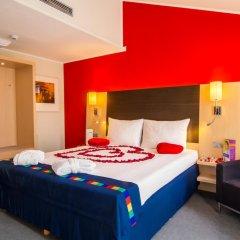 Гостиница Park Inn by Radisson Sochi City Centre 4* Люкс с панорамным видом с различными типами кроватей фото 2