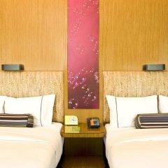 Отель Aloft Beijing, Haidian 3* Стандартный номер с различными типами кроватей фото 6