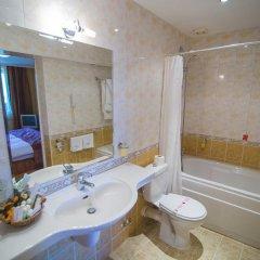 SPA Hotel Borova Gora 4* Люкс с различными типами кроватей фото 4