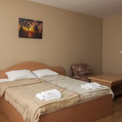 Family Hotel Pautalia 3* Стандартный номер с различными типами кроватей фото 3