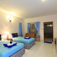 Отель Saladan Beach Resort 3* Бунгало с различными типами кроватей фото 39