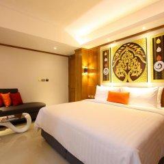 Chabana Kamala Hotel 4* Улучшенный номер с двуспальной кроватью фото 5