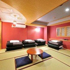 Отель Khaosan World Asakusa Ryokan Улучшенный номер фото 2