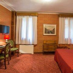 Hotel La Fenice Et Des Artistes 3* Стандартный номер с различными типами кроватей фото 2