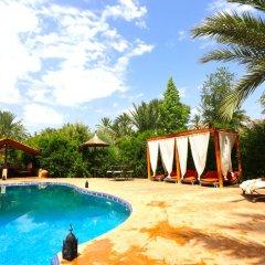 Отель Ecolodge Bab El Oued Maroc Oasis бассейн фото 2