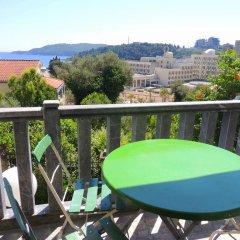Отель Rooms Villa Desa балкон