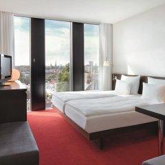 Empire Riverside Hotel 4* Стандартный номер двуспальная кровать фото 2