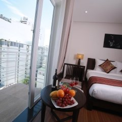 Edele Hotel Nha Trang 3* Улучшенный номер с различными типами кроватей фото 2