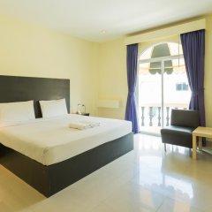 Отель Zing Resort & Spa 3* Номер Делюкс с различными типами кроватей фото 12