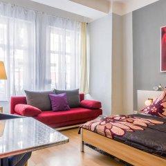 Апартаменты Pension 1A Apartment Стандартный номер с двуспальной кроватью фото 7