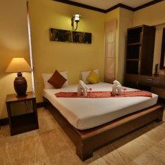 Отель Baan Khao Hua Jook 3* Вилла Делюкс с различными типами кроватей фото 4