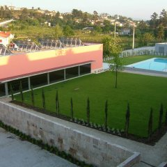Hotel Quinta da Cruz & SPA парковка