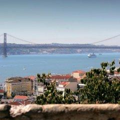 Hotel Convento do Salvador Лиссабон пляж