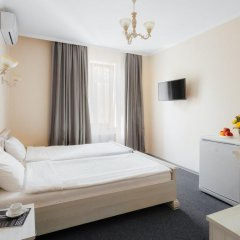 Гостиница Asiya Стандартный номер двуспальная кровать фото 21
