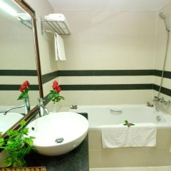 Luxury Nha Trang Hotel 3* Номер Делюкс с различными типами кроватей фото 5