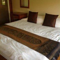 Отель Villa Thongbura 3* Студия с различными типами кроватей фото 27