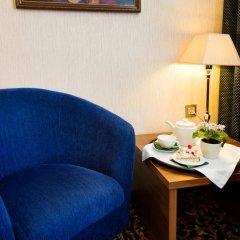 Гостиница Малахит 3* Номер Бизнес с разными типами кроватей фото 9