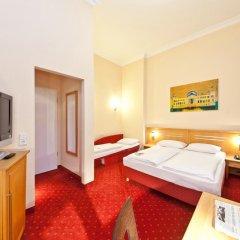 Novum Hotel Gates Berlin Charlottenburg 3* Стандартный номер с двуспальной кроватью фото 8
