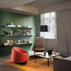 Отель OKKO Hotels Lyon Pont Lafayette 4* Номер Комфорт с различными типами кроватей фото 4