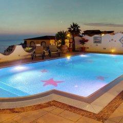 Отель La Suite del Faro Скалея бассейн фото 3
