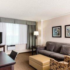 Campus Tower Suite Hotel 3* Люкс Премиум с различными типами кроватей фото 3