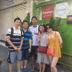 PanPan Hostel Bangkok Бангкок с домашними животными