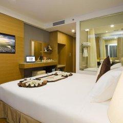 Отель Dendro Gold 4* Стандартный номер фото 8
