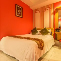 Отель Sams Lodge 2* Улучшенный номер с различными типами кроватей фото 20
