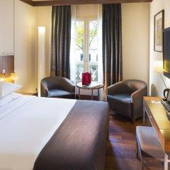 Radisson Blu Hotel Champs Elysées, Paris 5* Номер Делюкс с различными типами кроватей фото 4