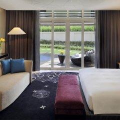 Park Hyatt Abu Dhabi Hotel & Villas 5* Люкс с различными типами кроватей