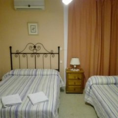 Отель Pensión Javier 2* Стандартный номер с различными типами кроватей фото 4