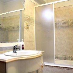 Отель Akisol Nações Star II Португалия, Лиссабон - отзывы, цены и фото номеров - забронировать отель Akisol Nações Star II онлайн ванная фото 2