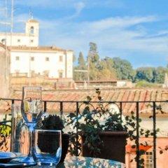 Отель Hystorical Center Apartments Италия, Рим - отзывы, цены и фото номеров - забронировать отель Hystorical Center Apartments онлайн балкон