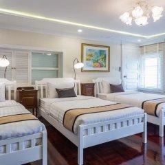 Отель The Ritz Aree 3* Стандартный семейный номер с двуспальной кроватью фото 3