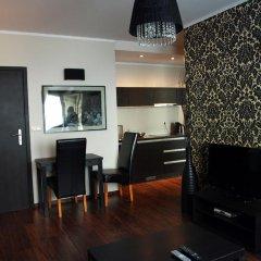 Отель Apartamenty Jazz 2 Апартаменты с различными типами кроватей фото 2