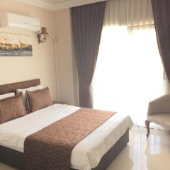 Geyikli Sunshine Hotel Стандартный номер фото 4
