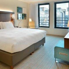 Отель Courtyard by Marriott Brussels EU 4* Стандартный номер с различными типами кроватей фото 3